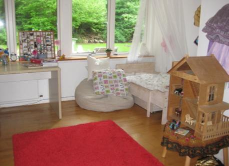 Katinkas bedroom