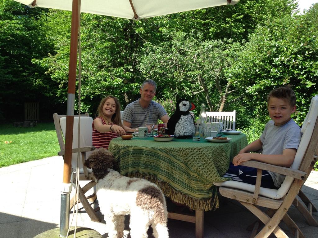 Breakfast - a Sunday in June