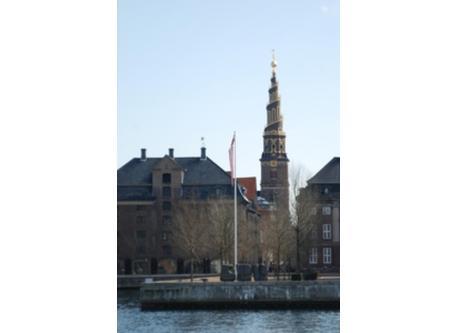 Our Saviour's Church in Copenhagen
