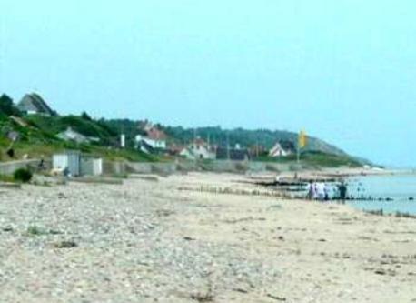 North Sealand Beach