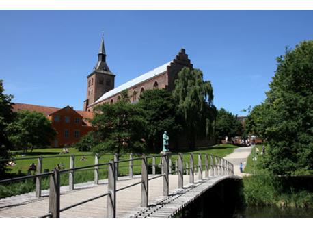 The local Park - Kongens Have. 15 minutea away.