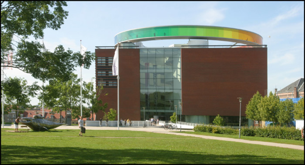 Aarhus Art Museum - 1 hour drive.