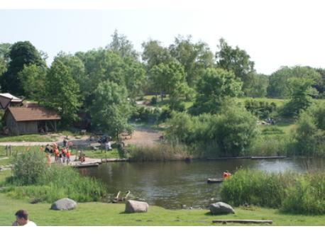 Sagnlandet Lejre, 1 hour drive