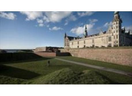 "The Castle of Hamlet ""Kronborg"" in Helsingør"