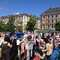 Big fleamarket every Saturday from May - October behind Frederiksbergs City Hall