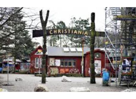 Christiania - the freetown