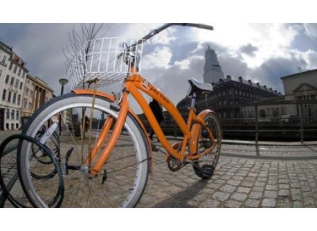 Copenhagen is a bicycle - city