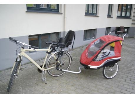 Borrow our bikes