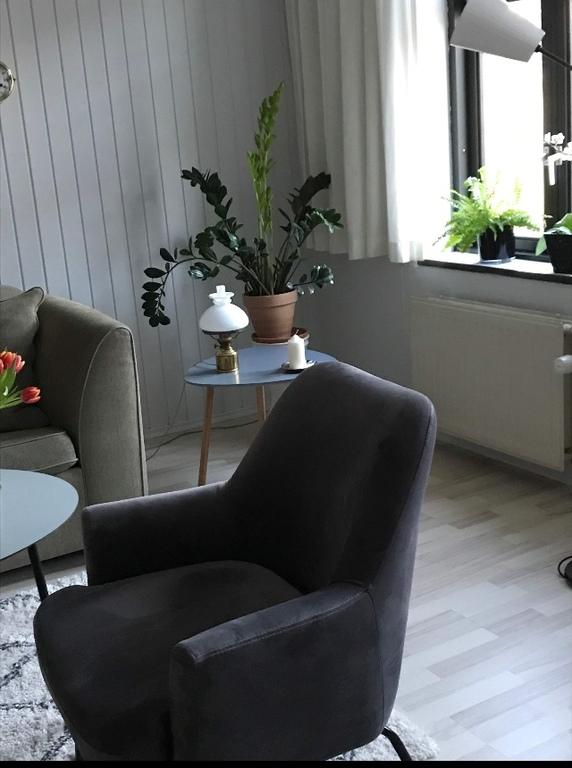 Second apartment.