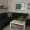 Livingroom with a sleeping sofa