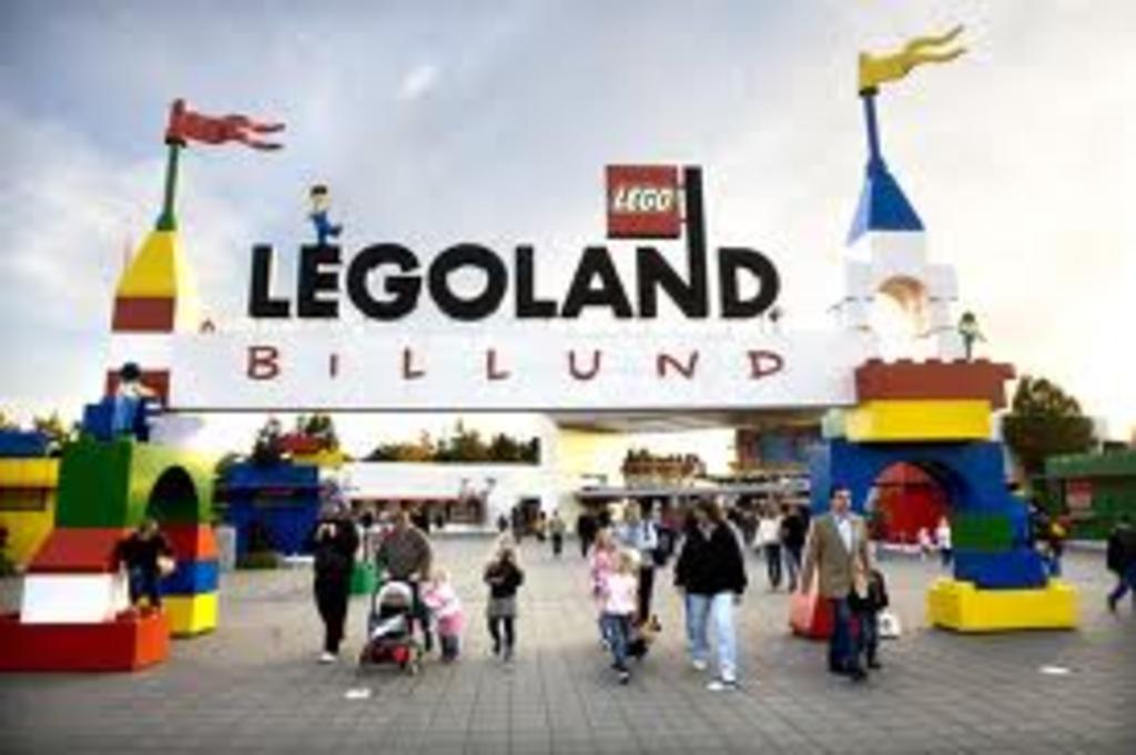 Legoland in Billund