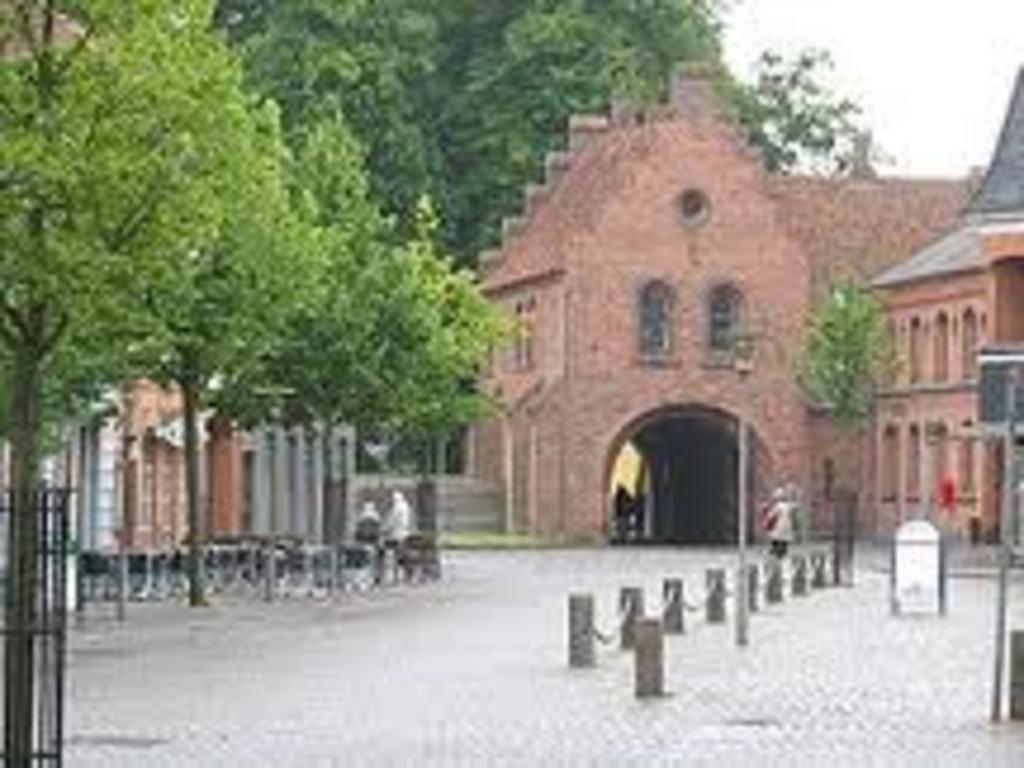 The entrance to Sorø academy.