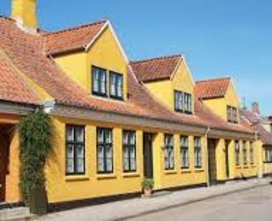 Old street in Sorø