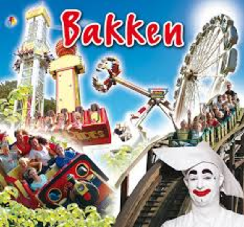 """Bakken"" (Amusementpark). 1 hour by car."