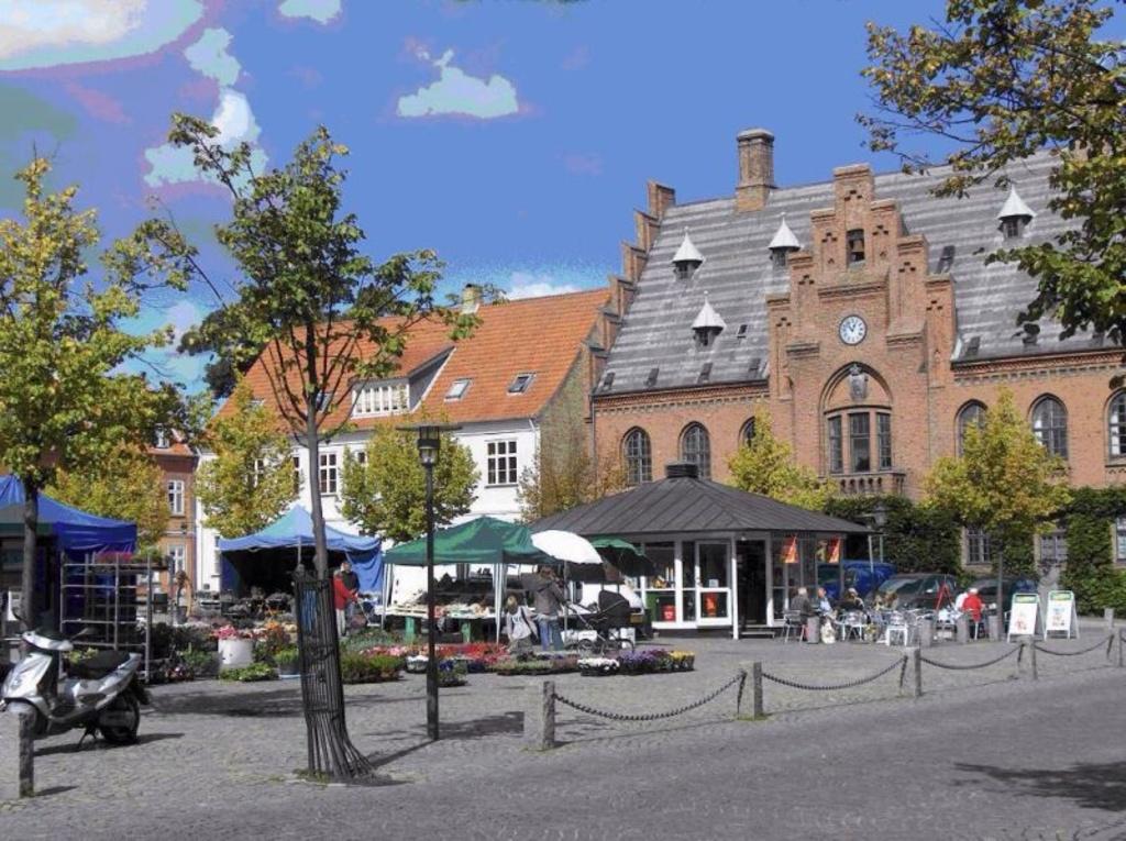 Sorø square