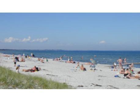 The beach of Solrød