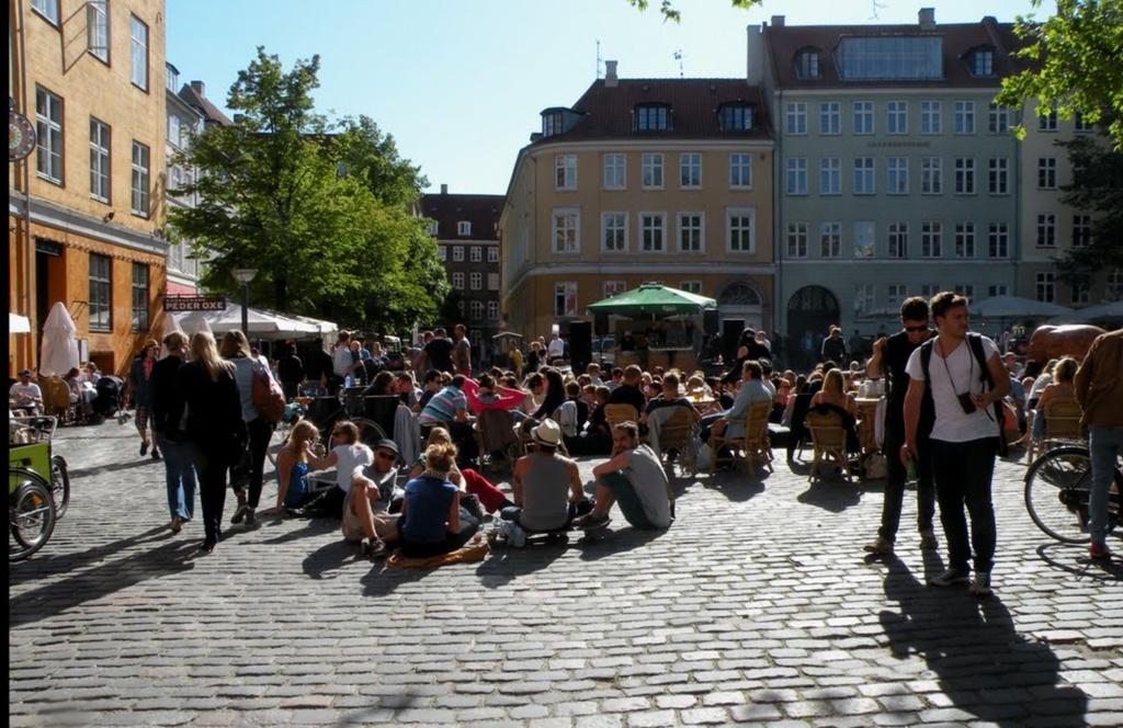 Summer in Copenhagen
