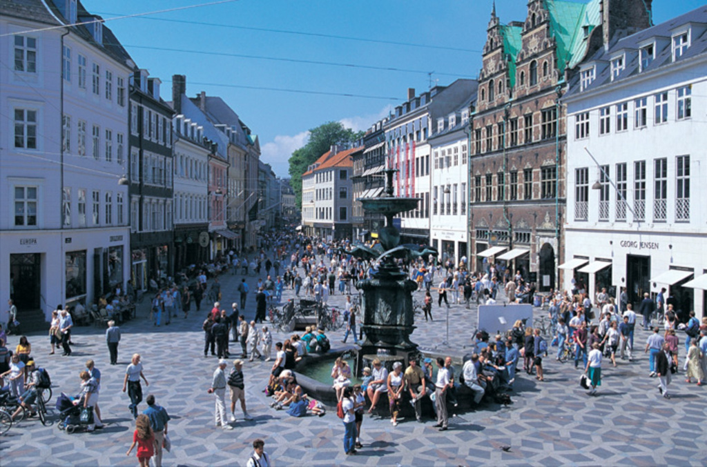 Shopping in Copenhagen only 20 minutes away