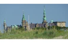 Kronborg Castle known for Shakespeares Hamlet