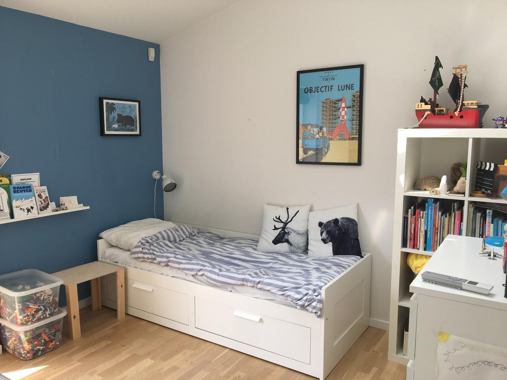 Oskar's room