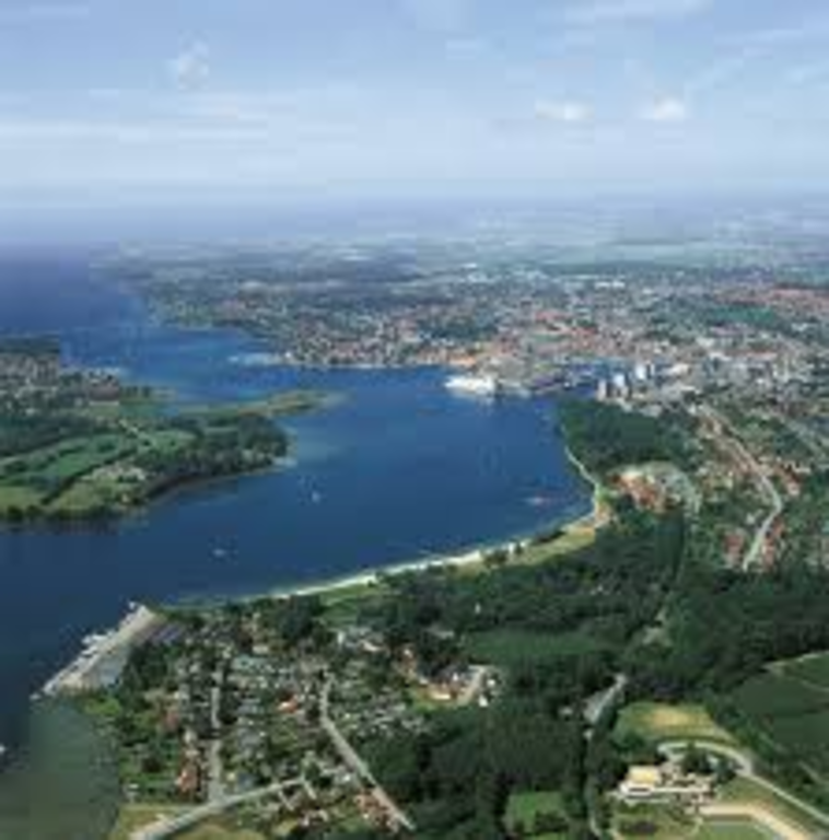 Svendborg and The south Funen Archepelago.