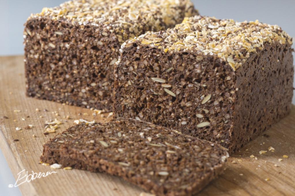 Danish rye bread :-)