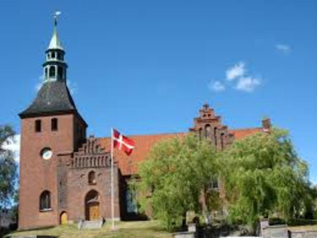 Church in Svendborg