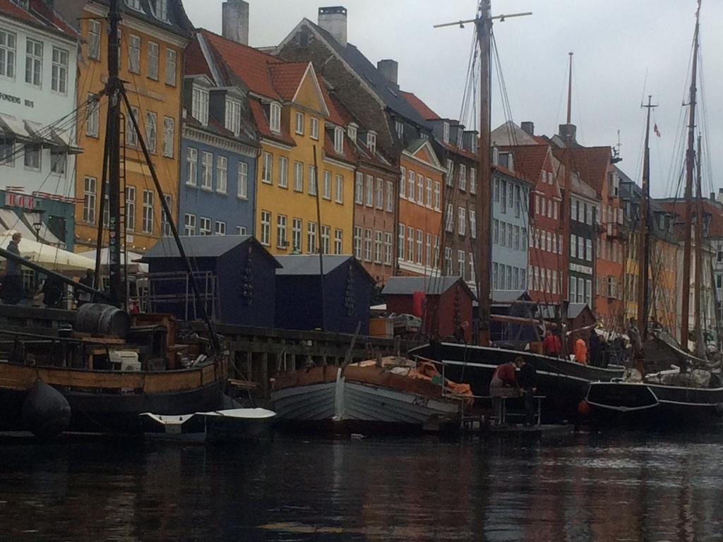 Nyhavn (inner city) 5 km