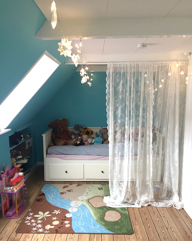 2) Bedroom for two and childrens room