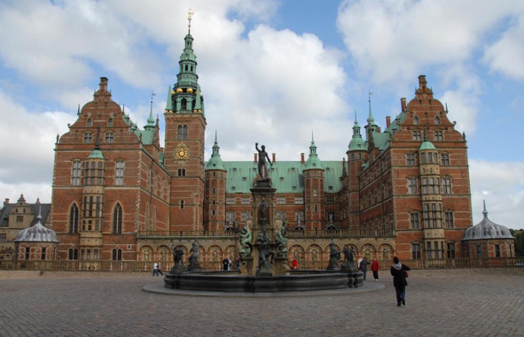 Frederiksborg Castle, Hillerød  (5km)