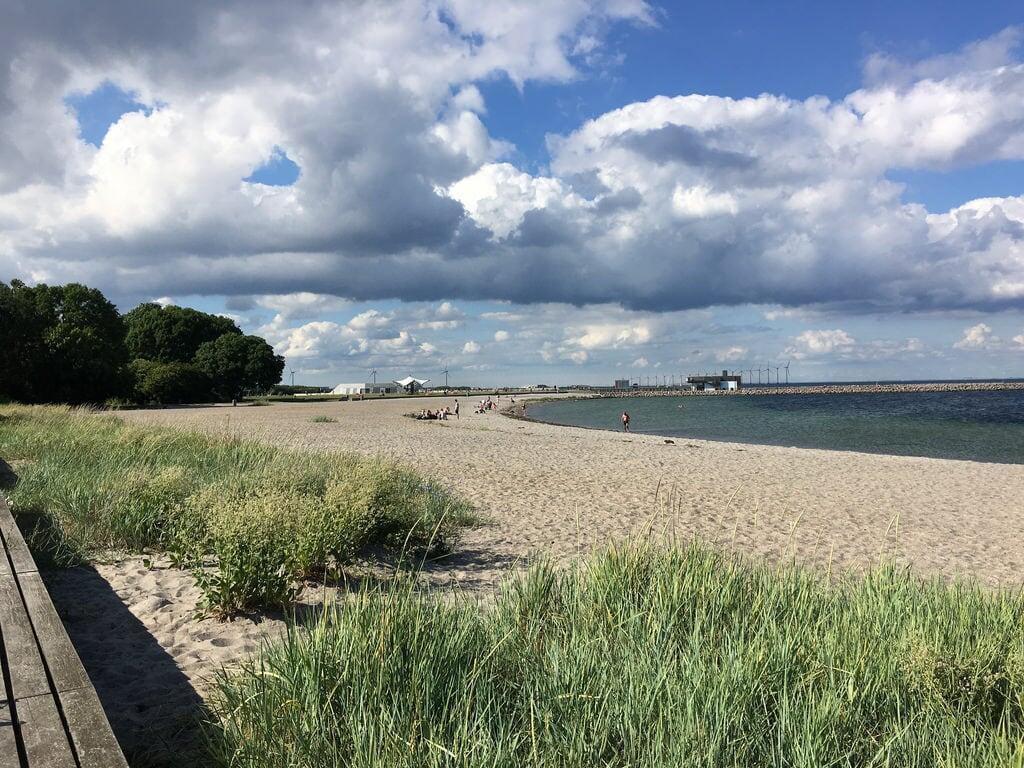 Kastrup Beach - 1,5 km from our home