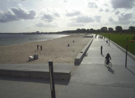 Amager Beach - 1,5 km from our home