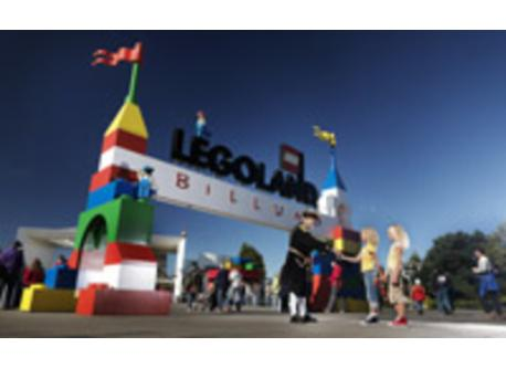 Legoland welcomes you!