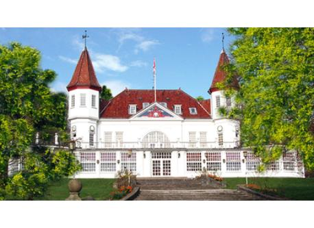 Varna Palace in the woods of Marselisborg