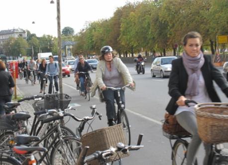 Copenhagen is for bicycles