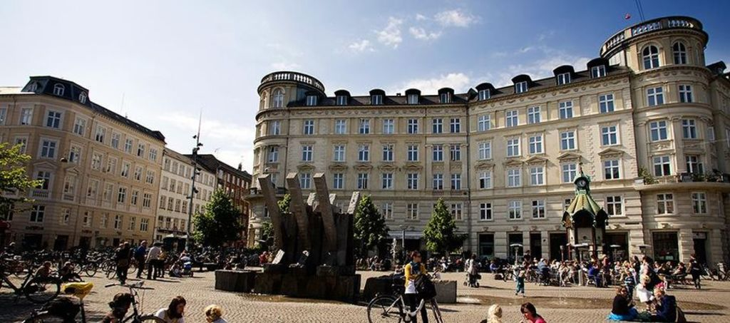 Sankt Hans Square, Nørrebro, Copenhagen (45 min)