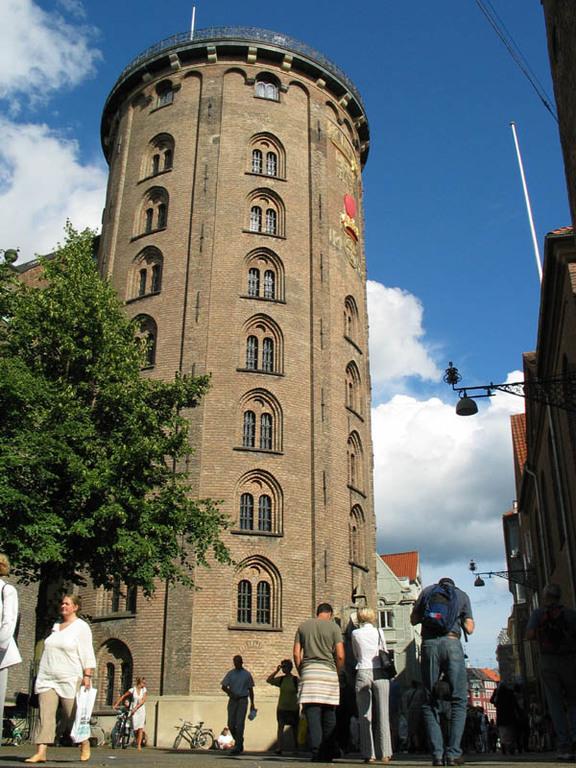 Rundetårn, Copenhagen (45 min)