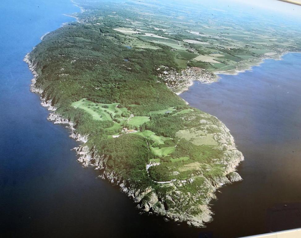 Kullaberg Naturereserve, Sweden. Beautiful place for hiking, climbing, diving, golfing etc (1h 15 min)