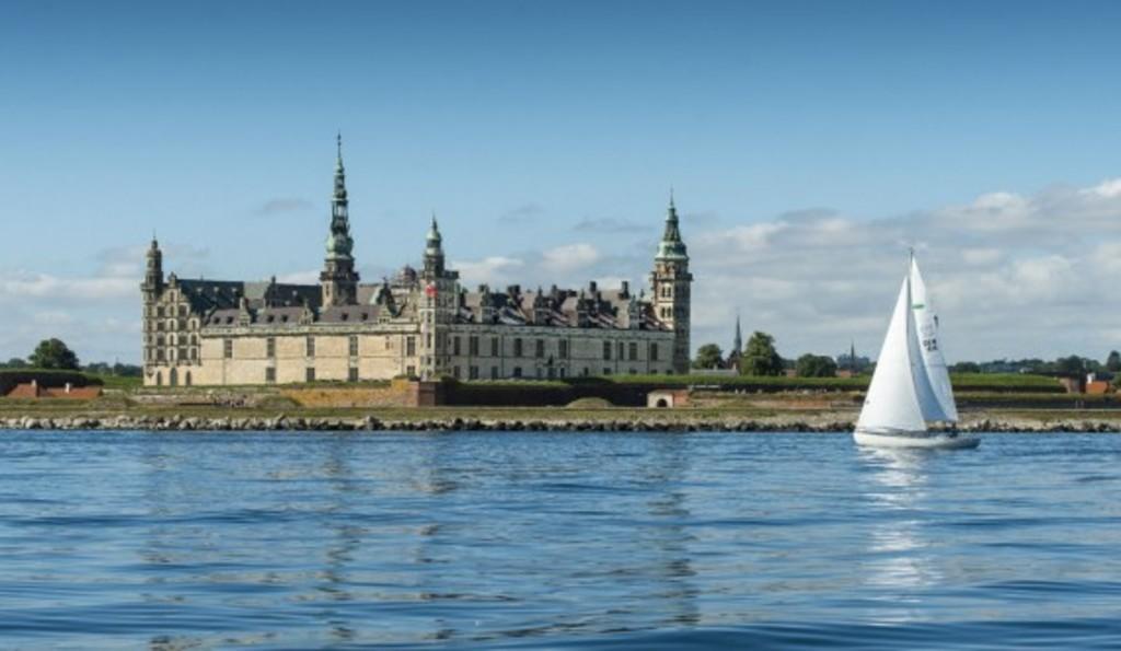 Kronborg Castle, Helsingør (15 min)