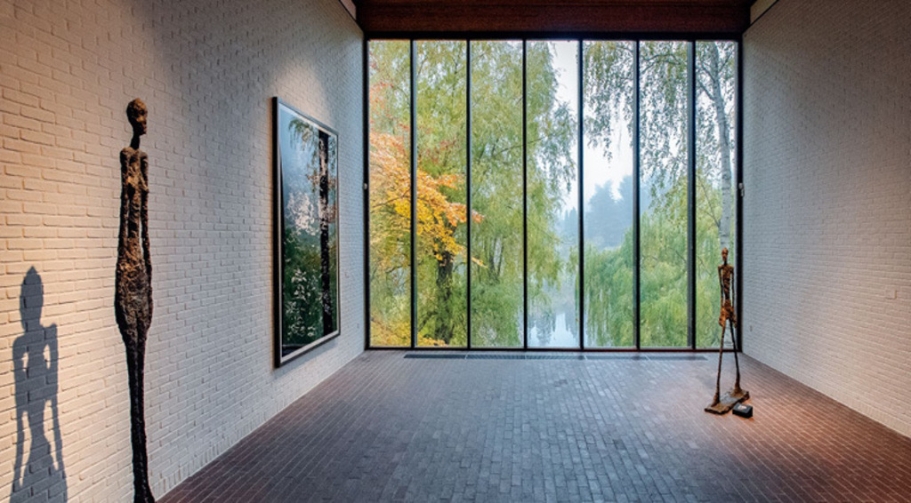 Lousiana Museum of Modern Art, Humlebæk (10 min)