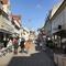 Main shopping street in Helsingør (10 min)