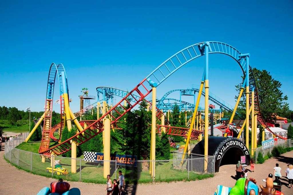 BonBon-Land amusement park (1h 15 min)