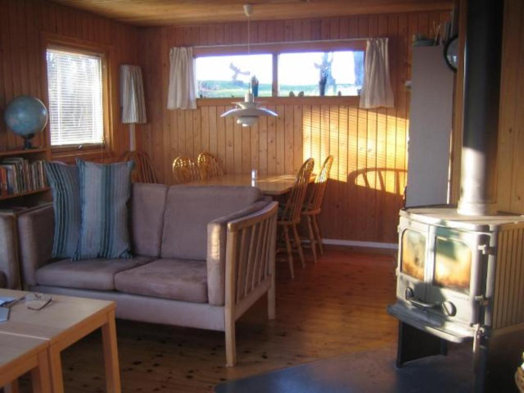Sittingroom in the cottage