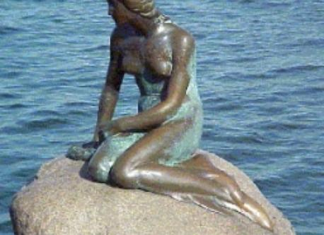 Little mermaid, Cph