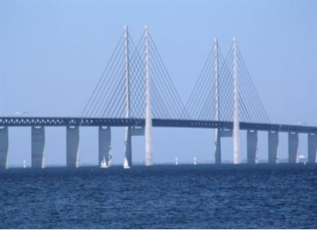 Sweden 1 hour (Øresundsbron)