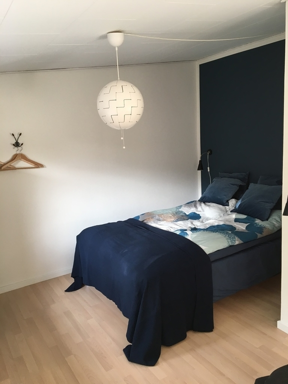 Second bedroom - when not houseexchanging used for AirBnB
