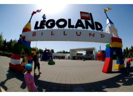 Legoland (one-hour drive)