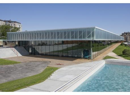 Near by outdoor and indoor swimming pool
