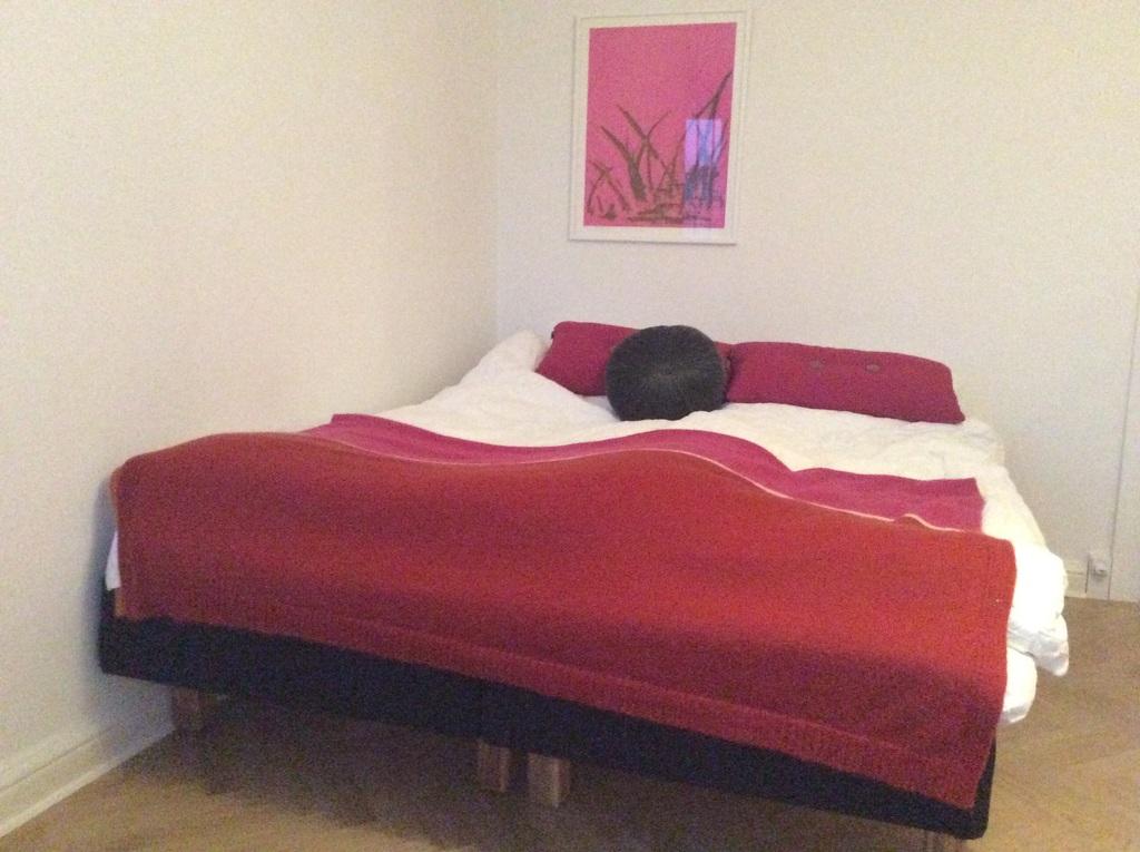 Master Bedroom Copenhagen