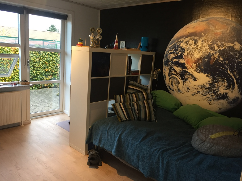Kristian's room
